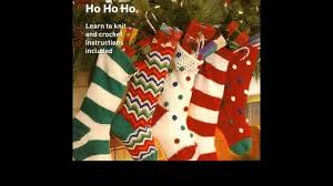 Crochet Stocking Pattern Classy Easy Crochet Christmas Stocking Tutorial YouTube