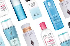 the gloss report eye makeup removers tried and tested