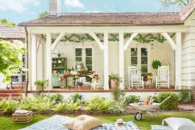 Best Outdoor Lights For Beach House 28 Charming Front Porch Ideas Chic Porch Design And