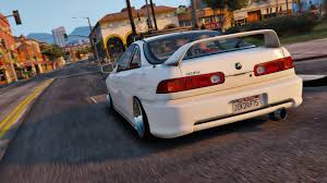black acura integra jdm. bcfcff gta5 2016 02 07 15 36 45 06 black acura integra jdm