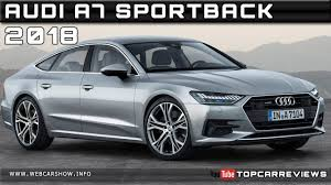 2018 AUDI A7 SPORTBACK Review Rendered Price Specs Release Date ...