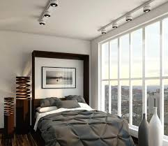 track lighting bedroom. Wonderful Lighting Track Lighting In Bedroom Cool And Modern Bed With Gray  Bedding Idea Also Unusual   Intended Track Lighting Bedroom I