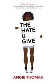 how angie thomas s the hate u give embodies the spirit of the angie thomas