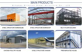 Qingdao Director Steel Structure Co., Ltd. - Steel Structure (H/C/Z Section  Steel, Corrugated Steel Sheet