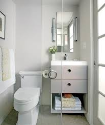 Small Picture 25 Small Bathroom Remodeling Ideas Creating Modern Rooms to