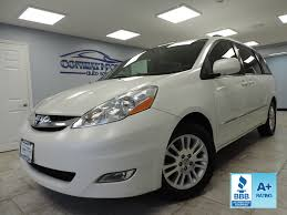 2009 Used Toyota Sienna 5dr 7-Passenger Van XLE Ltd FWD at Conway ...