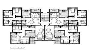 Modern Apartment Building Plans Apartment Elevations Apartment - Modern apartment building elevations