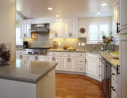Pictures Of Country Kitchens Enchanting Country White Kitchen