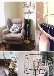 Diy Bird Cage Lamp Shade Melanie Lissack Interiors