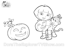 Small Picture Dora Backpack Coloring Page Coloring Coloring Pages