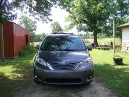 Review: 2011 Toyota Sienna - The Truth About Cars