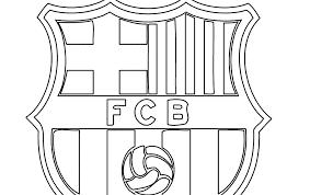Logo Barcelona Kleurplaat Krijg Duizenden Kleurenfotos Van De Beste