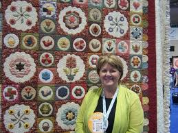 142 best Sue Daley/ PAPER PIECE images on Pinterest | Hexagon ... & Sue Daley and one her many beautiful quilt designs...I have this one Adamdwight.com