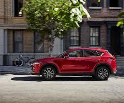 2017 Model Year Mazda CX-5 Generation Change Details