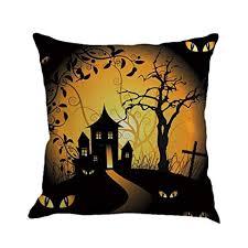Halloween Pillows Decorations