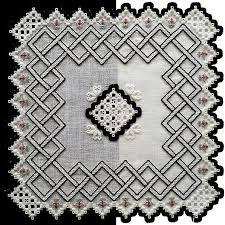 ハーダンガー刺繍図案 インターウィーブ グレイスワーク