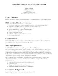 Examples Of Objectives On Resumes Career Objectives Resume Blaisewashere Com