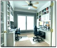 home office with two desks. Amazing Home Office With Two Desks Dual For People Desk F Home Office With Two Desks E