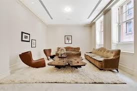 decorate furniture. White Best Extra Large Rugs Under Unique Long Table Furniture And Brown Contemporary Sofa Design For Awesome Living Room With Decorate Square Glass E