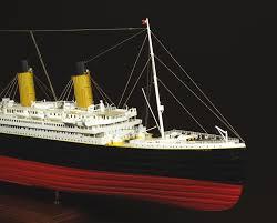 amati titanic rms 1912 wooden model ship kit
