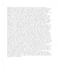 good argument essay co good argument essay