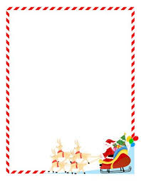 christmas santa borders and frames. Wonderful Christmas Santa Claus With His Sledge And Toys Christmas Frame  Background Stock  Photo Picture Royalty Free Image Image 38748022 In Borders Frames