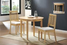 dining table small round dining table and 2 chairs round glass small round kitchen table sets