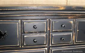 distressed painted furnitureBlack Furniture FridayPetticoat Junktion