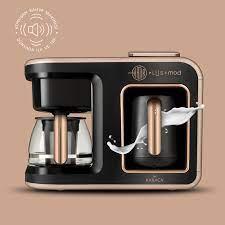 Karaca Hatır Plus Mod 5 in 1 Kahve Ve Çay Makinesi Rosie Brown Karaca