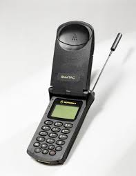 first motorola phone. the motorola startac mobile phone launched in 1996 was first ever \u0027clamshell\u0027 design e