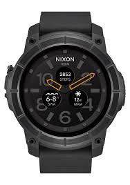 men s digital watches nixon watches and premium accessories mission all black