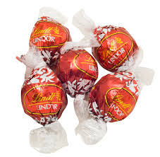 Image result for milk lindt balls