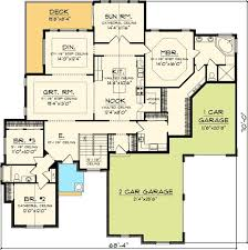 3 bedroom house plans with attached garage. rear attached garage house plans 3 bedroom with
