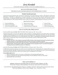 Ap Specialist Sample Resume Ruseeds Co