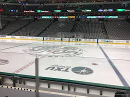 American Airlines Center Section 118 Dallas Stars