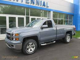 2015 Chevrolet Silverado 1500 LT Regular Cab 4x4 in Slate Gray ...