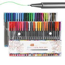 9 Of The Best Colored Fineliners To Consider Architecture Lab