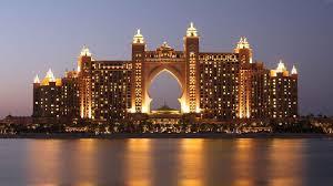 hotel facade lighting