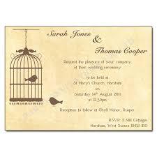 vintage birdcage wedding invitations buy now with free uk delivery! Wedding Invitation Vintage Wording vintage birdcage wedding invitations vintage wedding invitation wording samples