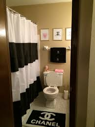 Giraffe Bathroom Decor Black Gold Sparkle Shower Curtain Black Gold Black Shower