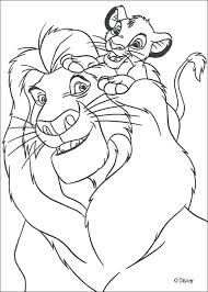 Pride Coloring Pages Simba Coloring Page With Coloring Page Lion King 2 Simbas Pride