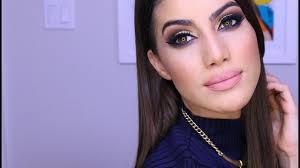 2016 versatile party makeup smokey eye makeup tutorials and beauty reviews camila coelho