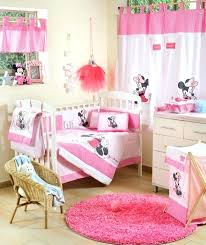 minnie mouse baby room set nice mouse crib bedding set 1 baby mouse flower collection 4 crib bedding set has all that your little bundle of joy will minnie