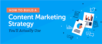 Content Marketing Strategy How To Build A Content Marketing Strategy Youll Actually