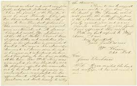written papers home written papers middot civil war fondly pennsylvania notes from archives and conservation fondly pennsylvania notes from archives and conservation