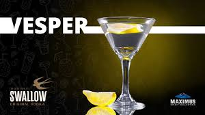 vesper l recipe how to make a vesper l vesper mix ings