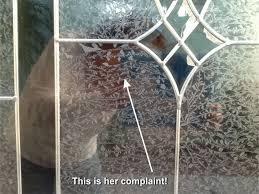 glass door texture. Janet Forte Lesson On Glue Chip Glass Has Texture Variations Door