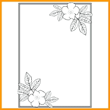 Paper Border Designs Doeat Co