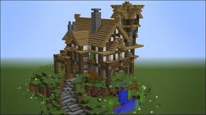Minecraft Medieval House Designs Building The Best Rustic Medieval House In Minecraft Best Minecraft House Ever