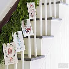 Free Standing Christmas Card Holder Display Christmas Card Display Ideas 40